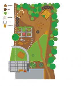 plattegrond natuurspeelplaats jomp-karlijn
